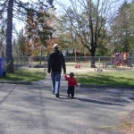 Playground at Ross Field is a Preschooler's Paradise