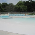 Splish Splash at the New Fernridge Park Pool and Spray Pad