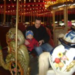 Wordless Wednesday: A Carousel Ride