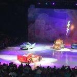 Wordless Wednesday:  Disney on Ice