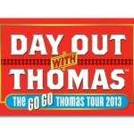 Giveaway:  Tickets to Essex Steam Train's Day Out with Thomas