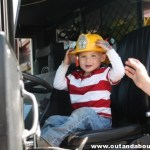 Wordless Wednesday:  Touch a Truck
