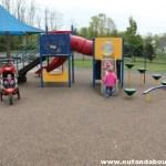 Buckingham Road Playground in Avon