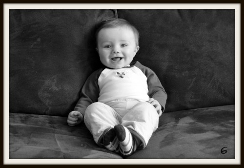 Six Months BW Numbered