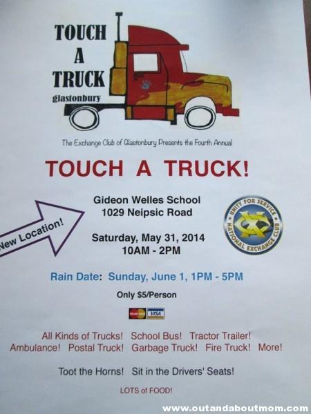 GBury Touch A Truck 2014