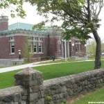 The New Ridgefield Library