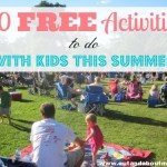 Free Summer Fun for Kids in Connecticut
