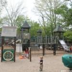 Imagination Station Playground at Ballard Park