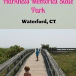 Harkness Memorial State Park