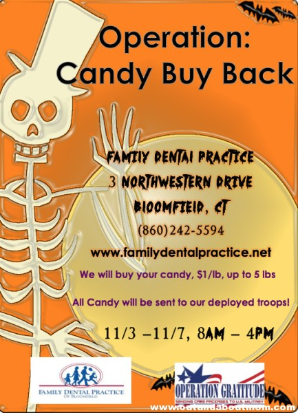 Family Dental Practice Flyer