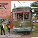 Trolley Ride to the Pumpkin Patch at the Connecticut Trolley Museum