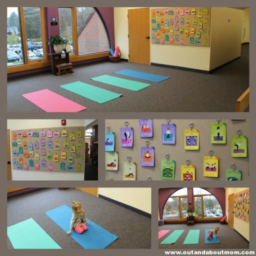 Avon Library_Out and About Mom_yoga