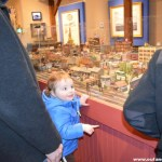 Connecticut River Museum (and Holiday Train Show)