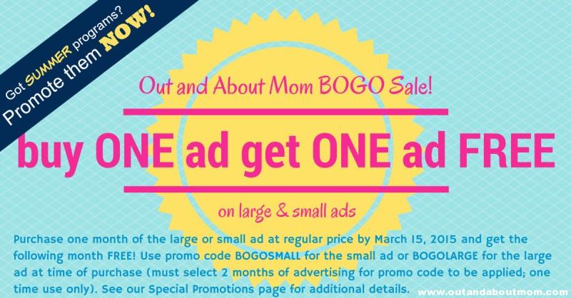 BOGO Sale 4 Summer