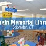 Cragin Memorial Library in Colchester