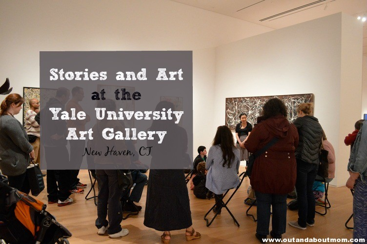 Yale Art Gallery Stories and Art