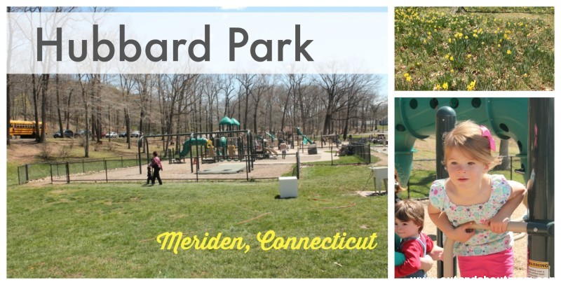 Hubbard Park_Meriden_Out and About Mom_Things to do with kids in Connecticut-HEader Image