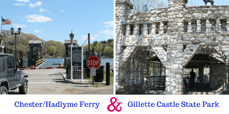 Chester Hadlyme Ferry_Gillette Castle State Park_Open House Day 2015_#CTOpenHouse_Out and About Mom