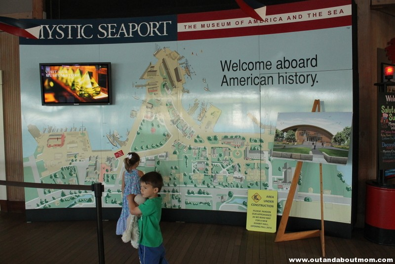 Mystic Seaport_Out and About Mom_Things to do with kids in Connecticut (9)