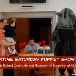 Summertime Saturday Puppet Show Series at UConn's Ballard Institute and Museum of Puppetry