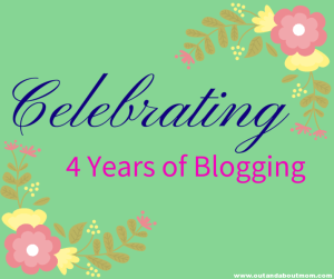4 years of blogging