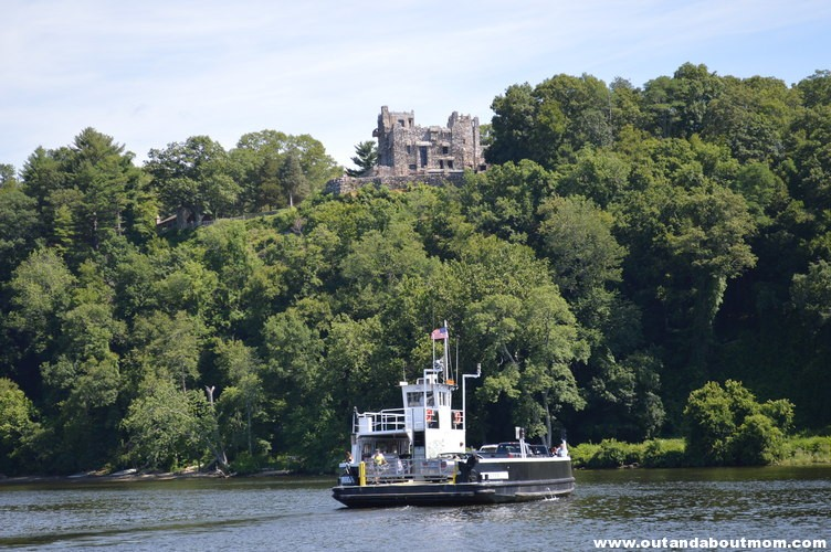 Gillette Castle and Ferry Boat