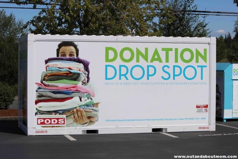 Donation Drop Spot