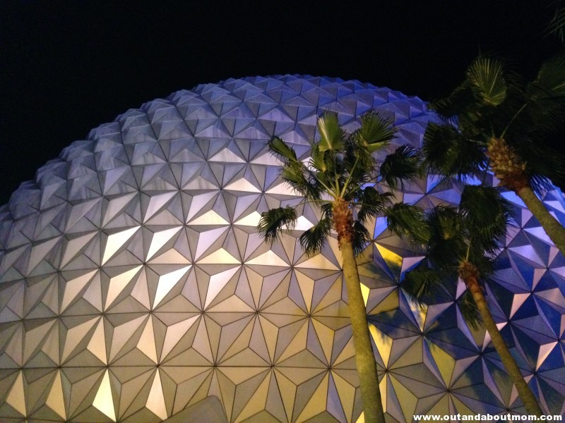 EPCOT stands for Experimental Prototype Community of Tomorrow. Did you know that inside this giant golf ball there is actually an attraction called Spaceship Earth?