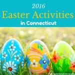 2016 Easter Activities in Connecticut