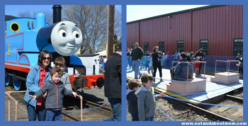 Day Out With Thomas Photos
