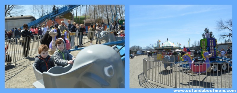 Day Out With Thomas Rides 2
