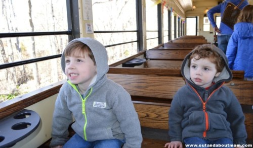 Day Out With Thomas Shuttle 3
