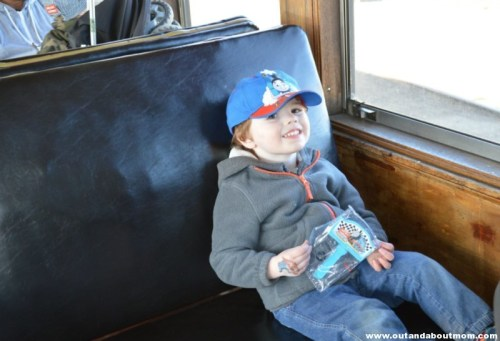 Day Out With Thomas Shuttle 4