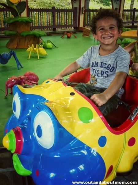 Kiddie Rides 3