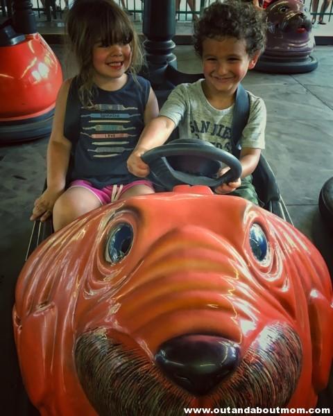 Kiddie Rides 4
