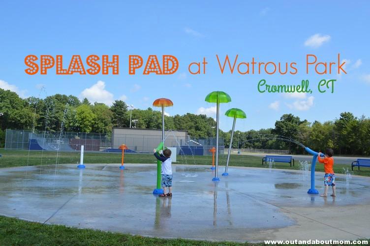 Watrous Park Splash Pad