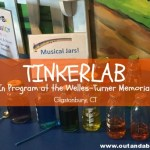 Tinkerlab at the Welles-Turner Memorial Library in Glastonbury