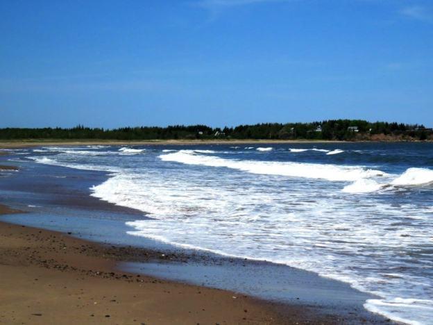 Melmerby Beach Provincial Park, Pictou