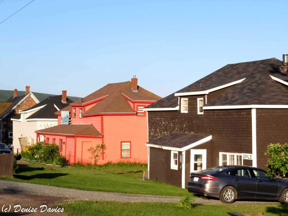 Miners Company Houses, Inverness
