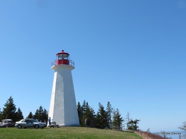 Cape George Lighthouse 7089