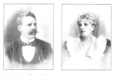 Mr and Mrs James Elliott at Bulong