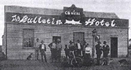The Bulletin Hotel