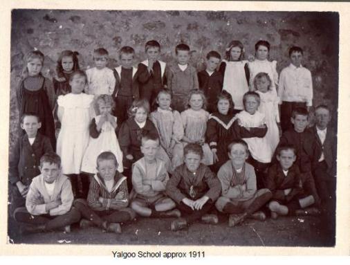 Yalgoo School c1897