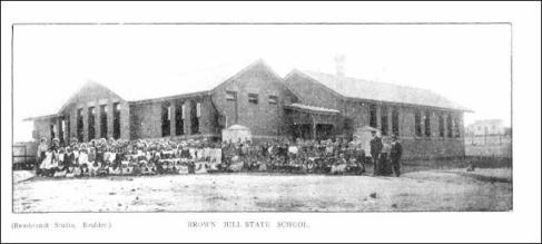 Brown Hill 1904