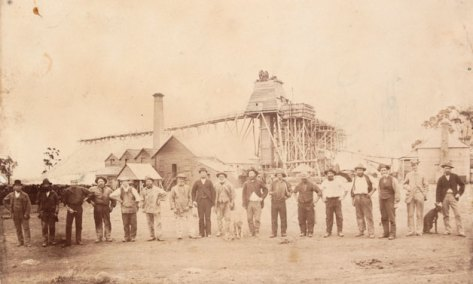 Miners of the North Creswick GM