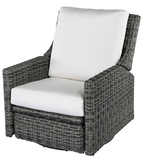 Wing Back Glider Rocker Replacement Cushions