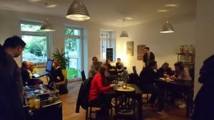 Die Schokolade Chemnitz | 28. 09. 2018 | Whisky & Words @ Café und Erlebnismanufaktur Die Schokolade
