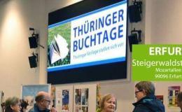 """Edition Outbird auf den """"Thüringer Buchtagen"""" vom 03. – 04. 12. 2021"""