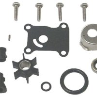 Sierra International 18-3400 Marine Water Pump Kit for Johnson/Evinrude Outboard Motor