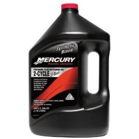 Genuine Mercury Premium Plus 2-Stroke Synthetic Blend Oil Gal - 858027K01